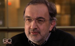 Fiat, Chrysler CEO Sergio Marchionne Interviewed on 60 Minutes