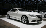 Mercedes-Benz CL500 Grand Edition: 2012 Geneva Auto Show
