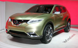 Nissan Hi-Cross is a Compact Crossover We'd Like to Have: 2012 Geneva Motor Show
