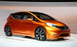 Nissan Invitation Points to Next Versa Hatchback: 2012 Geneva Motor Show