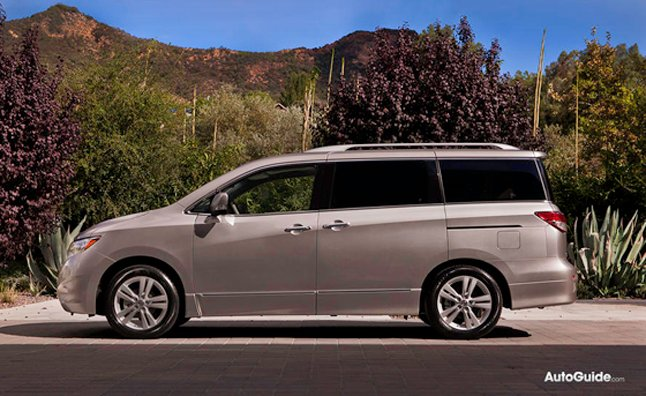Nissan Quest Recalled for Software Defect, 23,531 Units Affected