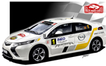 Opel Ampera Wins 2012 Monte Carlo Alternative Energy Rally