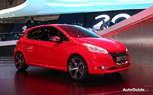 Peugeot 208 GTI, Reinterpreted for the 21st Century: 2012 Geneva Motor Show