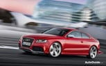 Audi RS5 Visits Chicago Auto Show Goer's Garage, With Friends