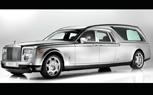 Rolls-Royce Phantom Hearse is World's Most Expensive Final Ride