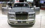 Rolls-Royce Phantom Series II with More Efficiency, More Technology: 2012 Geneva Motor Show