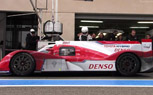 Toyota Hybrid Le Mans Race Car Pre-Season Testing, Behind the Scenes – Video