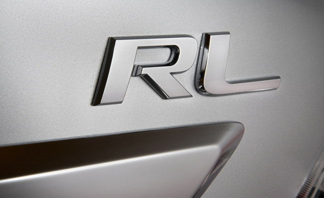 2013 Acura RLX to Get Electric SH-AWD: New York Auto Show Preview