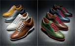 John Lobb and Aston Martin Create Ultimate Lightweight Drivers Shoe