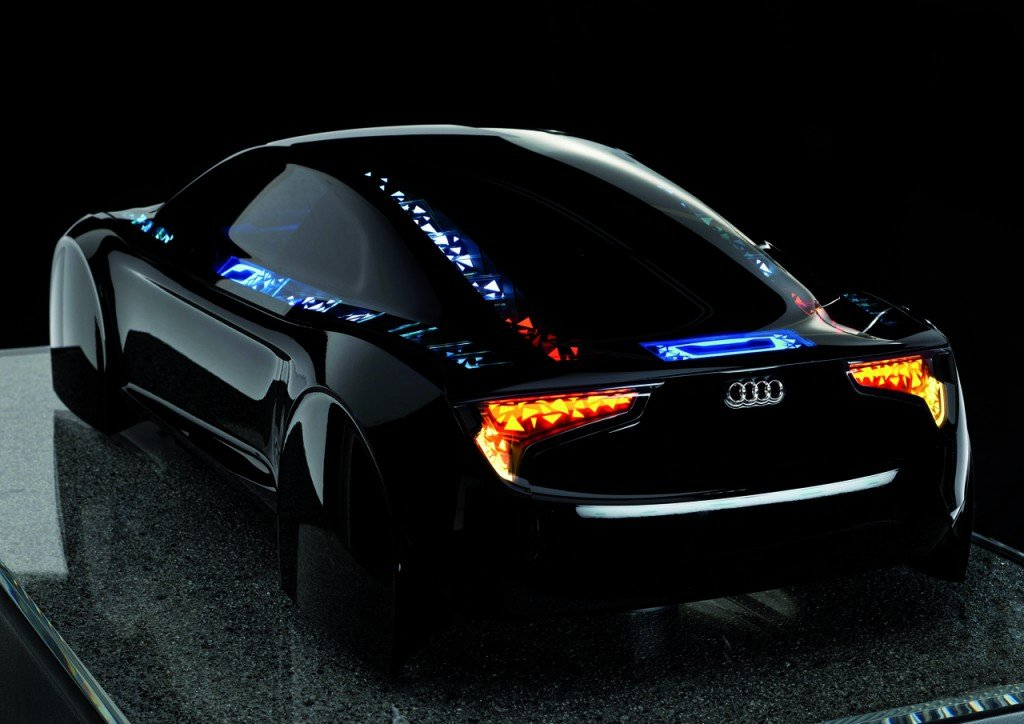 Audi Details Seven New Future Technologies AutoGuidecom News - Future audi cars