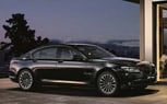 BMW 7-Series Individual Pure Black Exclusive to Russia With Love