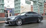 Brabus Bullit Coupe is World's Most Powerful and Expensive C-Class