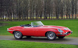 Elton John's 1965 Jaguar XKE Fetches $130,000 at Auction
