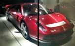 Eric Clapton's Bespoke Ferrari SP12 EPC Leaked – Video