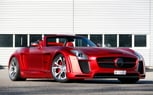 FAB Design Mercedes SLS AMG Roadster is Excessively Bad