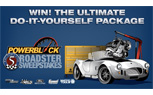 Win a Factory Five Mk4 Cobra Replica, Lots of Assembly Required