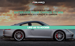 Win a 2012 Porsche 911 Carrera in Falken Tire Social Media Contest