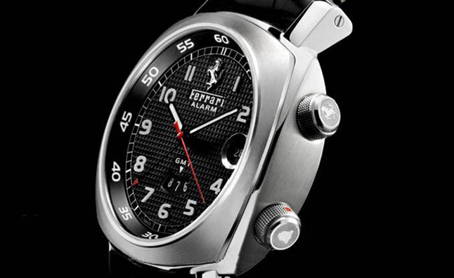 Ferrari Picks Movado as Next Watch Collection Partner