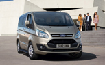 Ford Tourneo Custom Van Production Model Unveiled, Not Heading to America