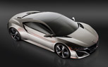 Honda NSX Makes its European Debut: 2012 Geneva Motor Show