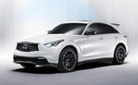 Infiniti FX Sebastian Vettel Special Edition Production Details Confirmed