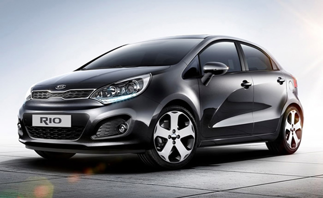 Kia Rio Tops Consumer Reports List of Sub Compact Sedans