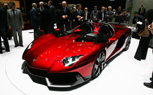 Lamborghini Aventador J Debut Garners Worldwide Attention
