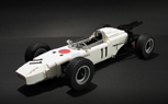 Lego Honda RA272 Race Car Pays Tribute Through Art