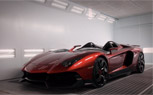 Making of The Lamborghini Aventador J – Video