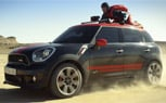 MINI John Cooper Works Countryman Does the Unexpected – Video