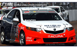 RealTime Racing Acura TSX Trades 4-Cylinder for V6