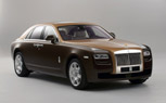 Two-Tone Rolls-Royce Ghost Makes Subtle Debut