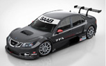 Saab 9-3 TTA Race Car Breathes Life into Brand