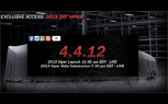 2013 SRT Viper Reveal to Broadcast Live Online
