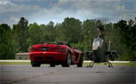 It's Viper Versus Cobra Attack Helicopter On Top Gear USA