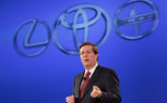Jim Lentz Named First American CEO of Toyota Motor Sales