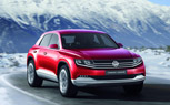Volkswagen Cross Coupe TDI Plug-In Hybrid Concept: Geneva Motor Show Preview