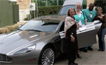 Charity Drives Cancer Patients to Treatment in Style – Video