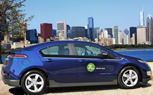 Chevrolet Volt Added to Chicago Zipcar Fleet