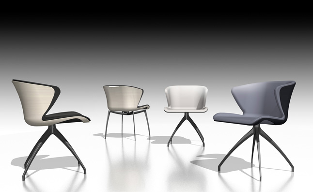 Mercedes-Benz Luxury Furniture gets Car Styling