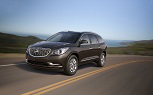 2013 Buick Enclave Emerges With New Exterior and Technology