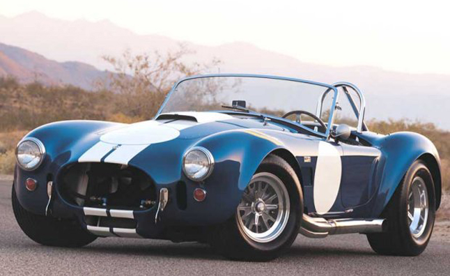 Shelby Cobra Celebrates 50-Year Anniversary