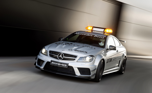Mercedes-Benz C63 AMG Makes its Debut as New DTM Safety Car