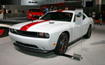 2012 Dodge Challenger Rallye Redline Delivers Performance in a V6 Package: 2012 NY Auto Show
