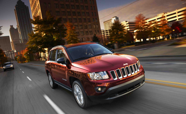 Chrysler, Ford US Sales at Highest Level in Four Years