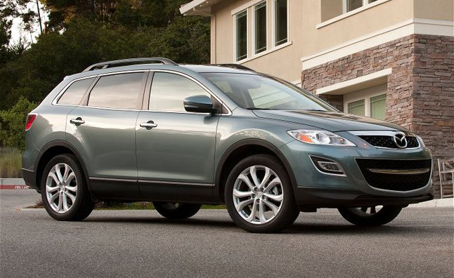 2014 Mazda CX-9 Could Offer Diesel Option