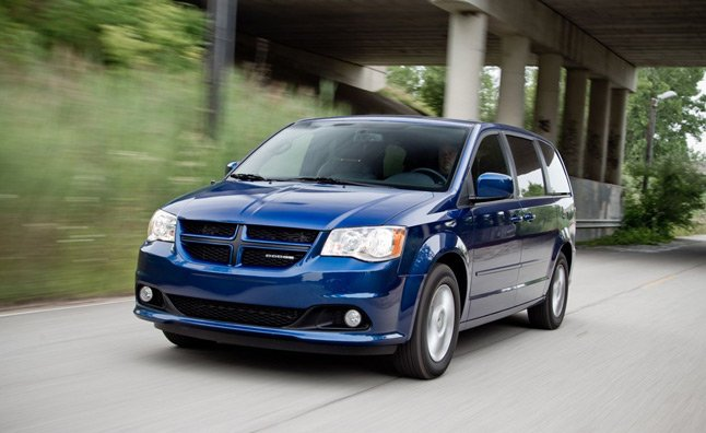 Dodge Caravan, Chrysler Town and Country Recalled for Possible Wheel Separation