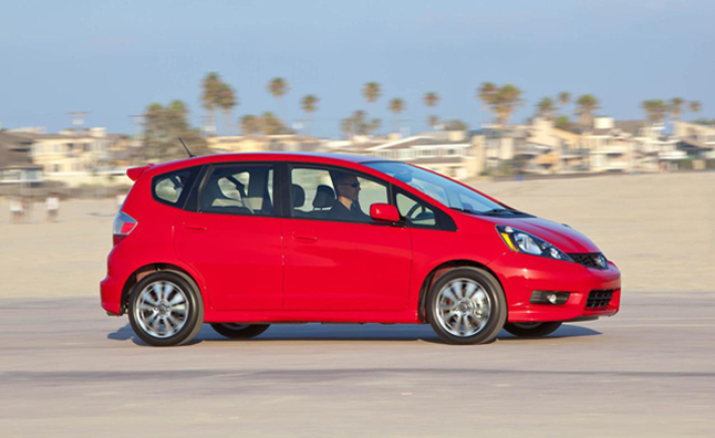 Honda Fit Production Going to Mexico in 2014