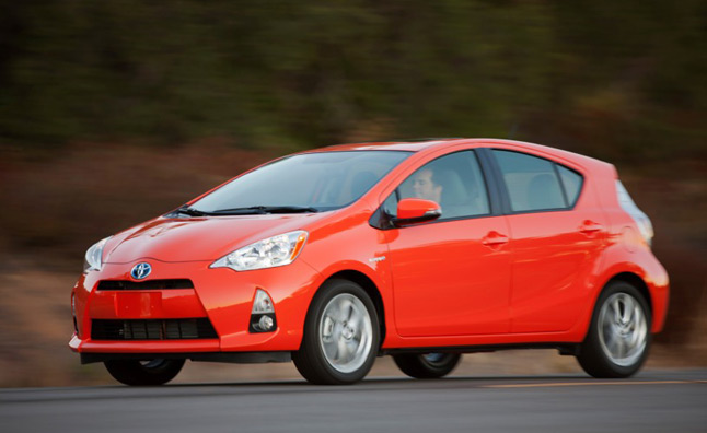 Toyota Prius to be Built in US by 2015