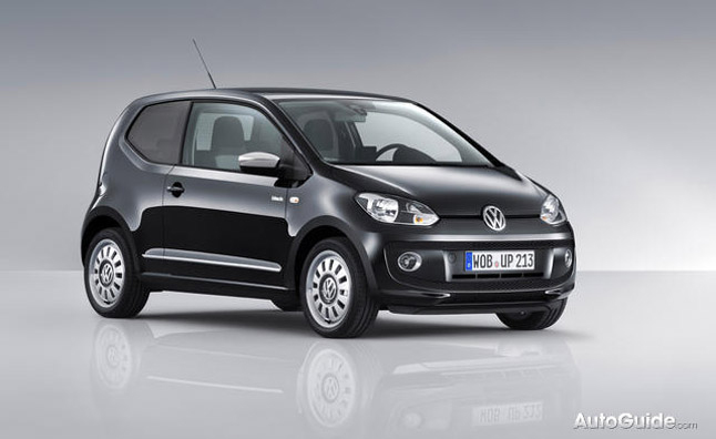 Volkswagen Up! Wins World Car of the Year Award: 2012 New York Auto Show